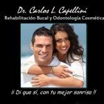 Dr. Carlos L. Capellini. Rehabilitación Bucal y Odontología Cosmética