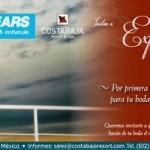 NO TE PIERDAS EXPO BODA SEARS-COSTABAJA ESTE 6 Y 7 DE MAYO Y PARTICIPA EN LA RIFA DE UNA LUNA DE MIEL EN MIAMI