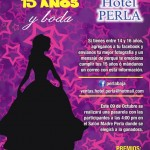 Chica Expo XV años y Boda Hotel Perla 2012