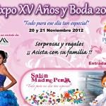 Expo XV Años y Boda Hotel Perla 2012