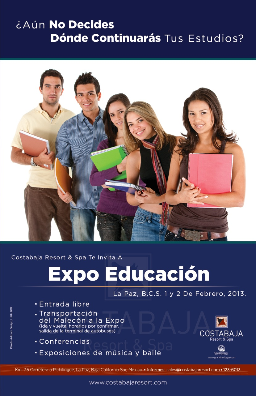 Expo Educacion Costa Baja 2013