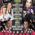 Cartelera Artistica del Carnaval La Paz 2013, Misterios de los Mares