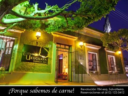 Banner Estancia Uruguaya