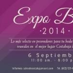 Expo Boda Costa Baja 2014