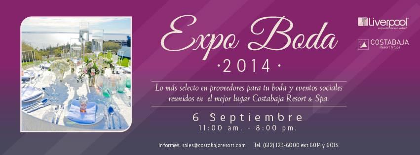 banner expo boda 2014